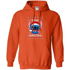 Ohana Stitch Lover Best Selling Christmas T-Shirt