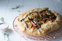 Cozy Root Vegetable Galette + My Favorite Kitchen Tool — All Purpose Flour Child Root Vegetables, Food 52, Cheesesteak, Kitchen Tools, Yummy Food, Delicious Recipes, Delish, Purpose, Dinner