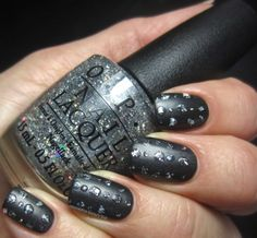 OPI – In True Stefani Fashion over 4 In the Morning