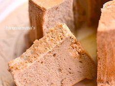 ミルクティーシフォンケーキの画像