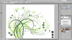 How to create simple Swirls and Floral Elements in Adobe Illustrator. In this Tutorial I show you how to draw with brushes. How to create Floral Elements. Chalk Typography, Vintage Typography, Vintage Logos, Hand Lettering, Simon Walker, Drawing Tutorials For Beginners, Graphic Design Tutorials, Adobe Illustrator Tutorials, Photoshop Illustrator