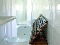Cool Design Small Narrow Bathroom Ideas With Tub Digital Photography Above, Is Part Of Narrow Bathtub Decorating Ideas  Bathroom