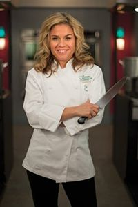 Cat was mentored by the notorious Jula Child, and graduated from the CIA's Hyde Park campus in 1995. She made television history on Iron Chef America as the first female Iron Chef. I The Culinary Institute of America
