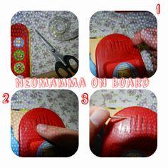 NeoMamma On Board: A quick one: volume giocattoli sonori DIY.