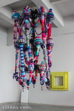 Atelier Joana Vasconcelos | Lisboa Cool