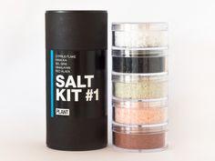 Plant brand salt kit