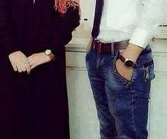 Cute Muslim Couple ♥ ♡ ♥ ♡ Follow me here MrZeshan Sadiq