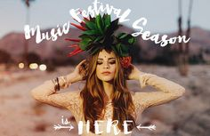 Dreaming of Coachella with Living Doll LA and Bridget Satterlee