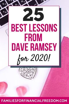 Find 25 awesome Dave Ramsey tips that will help you to pay off debt and save money! These Dave Ramsey tips will help you get control of your money! Best Money Saving Tips, Ways To Save Money, Money Tips, Saving Money, Financial Peace, Financial Tips, Frugal Living Tips, Frugal Tips, Dave Ramsey Debt Snowball