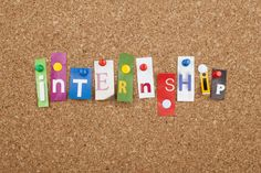 Not sure what you want to do after graduation? Internships can help you starting thinking about that! Find out how to choose the right internship for you!