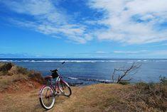 Vélo à Kauai