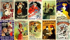Print & Sell 240 Beautifully Illustrated  Print Ready  Vintage French Ads