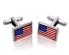 0384-american-flag-cuff-links.jpg - I should get these for my husband.