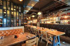 Blacksheep | Jamie's Italian - Dubai | Exclusive restaurants design | Amazing restaurant interior design you must see | more at www.designcontract.eu | #restaurantinteriors #luxuryrestaurants #bestinteriordesign