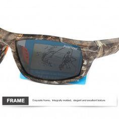 3151ae02dd9 New Men s Goggles Polarized Driving Sunglasses Camo Frame Sun Glasses Brand  Designer Fashion Eyewear Military Camo Style Glasses