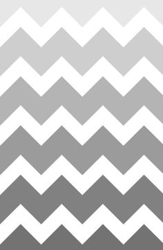 Grey & white ombre chevron is simplicity at its finest and it wouldn't get lost as a background behind your icons. iPhone Wallpaper - specially sized & shaped to fit the screen of your iPhone. Chevron Wallpaper, Iphone Background Wallpaper, Cool Wallpaper, Pattern Wallpaper, Silver Wallpaper, Cellphone Wallpaper, Iphone Backrounds, Overlays, Just In Case