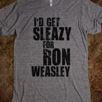 because I dont own enough Harry Potter themed shirts