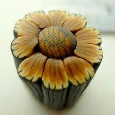 another flower cane #polymer #clay #tutorial #cane by Liliya Bryanskaya