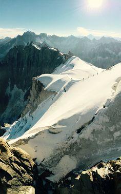 Aiguille du Midi, Mont Blanc Massif, France