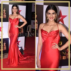 Kriti Sanon, Star Screen Awards 2016, MyFashgram