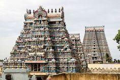 Menakshi Temple, India