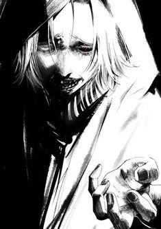 Seidou Takizawa Tokyo Ghoul Re Kaneki, Tsukiyama, Ayato, Manga Anime, Anime Art, Anime Boys, Manga Art, Tokyo Ghoul Fan Art, Dark Fantasy