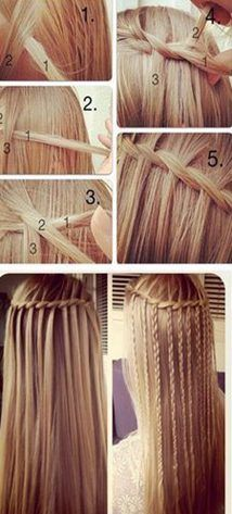 hair tutorials hair style tutorials