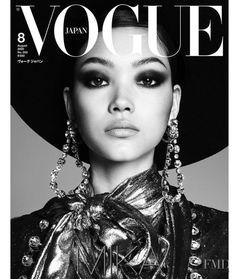 Vogue Magazine Covers, Vogue Covers, Vogue Japan, Vogue Russia, Vogue Fashion, Fashion Models, Fashion Hub, China Fashion, Texture Photoshop