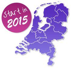 Start 31-10-2015 in ons Vaderland!