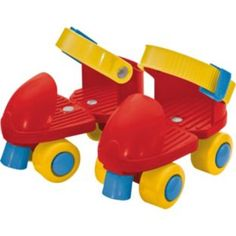 Buy Chad Valley My First Toddler Roller Skates at Argos.co.uk - Your Online Shop for Skates and inline skates.