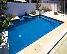 #ConcretePool #SwimmingPools #Pools - Freedom Pools and Spas