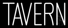 White Tavern 2 Neon Sign