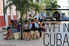 How To Use WiFi in Cuba