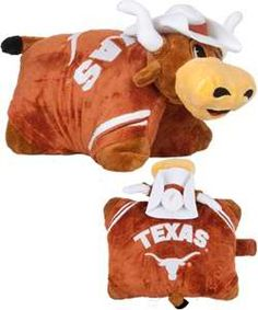 Texas Longhorn Pillow Pt I still find my self needing one of these :)