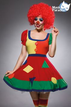 Funny Clown 80053 - www.atixo.de