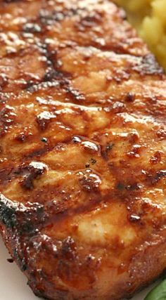 The Best Pork Chops Marinade