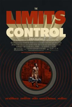 The Limits of Control: not my favourite Jim Jarmusch film but still very cool. Interesting strangers having interesting conversations usually one way dialogue as the main character is mostly silent. Interesting on location shooting in Spain - was good to watch the making of. Favourite Jim Jarmusch film...Dead Man or Broken Flowers.