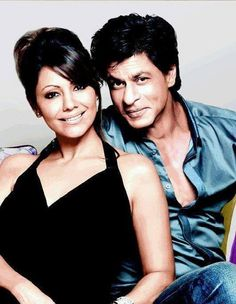 14 years of age who had heart Shah Rukh Khan with Gauri See Pics of Life Shah Rukh Khan and Gauri's affection story, the story of a film no less.  see more http://www.theyuvabharat.com/