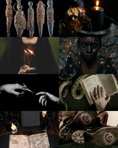Voodoo aesthetic for @screaming-internet-nerd. Hope you'll like it!
