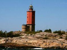 En av många fyrar i Hangö Lighthouse, Finland, Dibujo, Bell Rock Lighthouse, Lighthouses, Light House