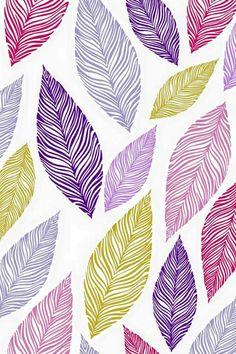 hojas Doodle Patterns, Zentangle Patterns, Zentangle Drawings, Art Drawings, Art Journal Techniques, Botanical Drawings, Motif Floral, Pen Art, Elementary Art