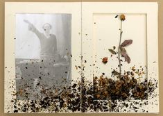 Anselm Kiefer, Pour Jean Genet, 1969