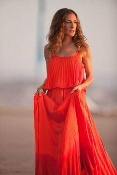 Sarah Jessica Parker, Fashionista