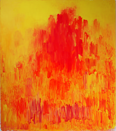 Christopher Le Brun - 'Enter the City' 2013
