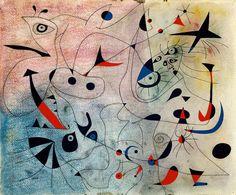 Joan Miro The Morning Star