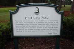 Pinehurst course #2.  Good luck on that one