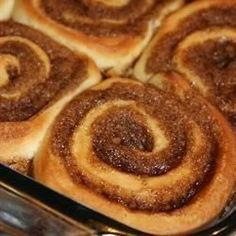 Ninety Minute Cinnamon Rolls - Allrecipes.com