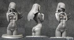 Twi Figurine Samples by mldoxy.deviantart.com