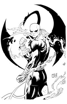 Iron Fist by Antonioagustinho on DeviantArt