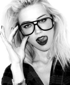 Amber Heard. It's nearly impossible to pick just one picture of her, they're all perfect.